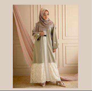 Outer ZASHI Lovely Lace Look