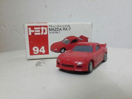 Mazda rx7 Mini car