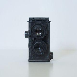 大人的科學 35mm 雙眼相機(附底片)
