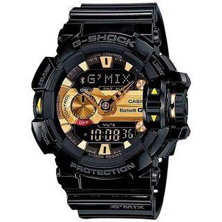 Jam Tangan G SHOCK MIX  Strip rubber g shock dual time analog dan digital fitur lengkap alaram stopwatch full lampe led tanggal hari bulan diameter 5cm tahan air