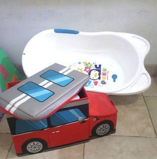 PAKET Bak Mandi - Box Mobil