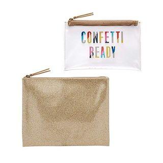 Fossil Double Pouch