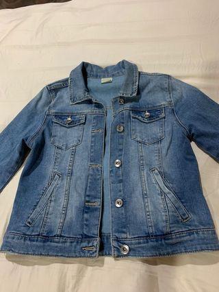 Denim Jacket Zara