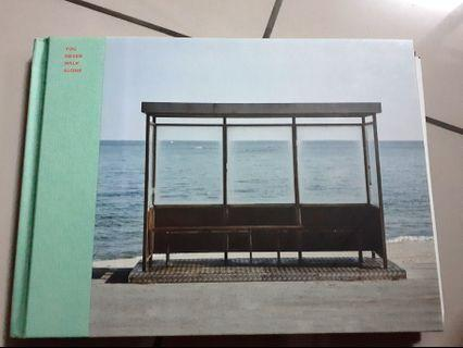 [WTS FAST] BTS YOU NEVER WALK ALONE ALBUM