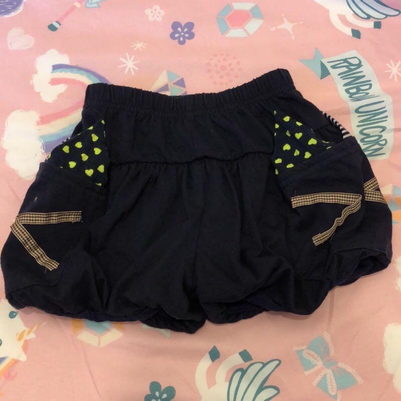 燈籠泡泡短褲(7碼)