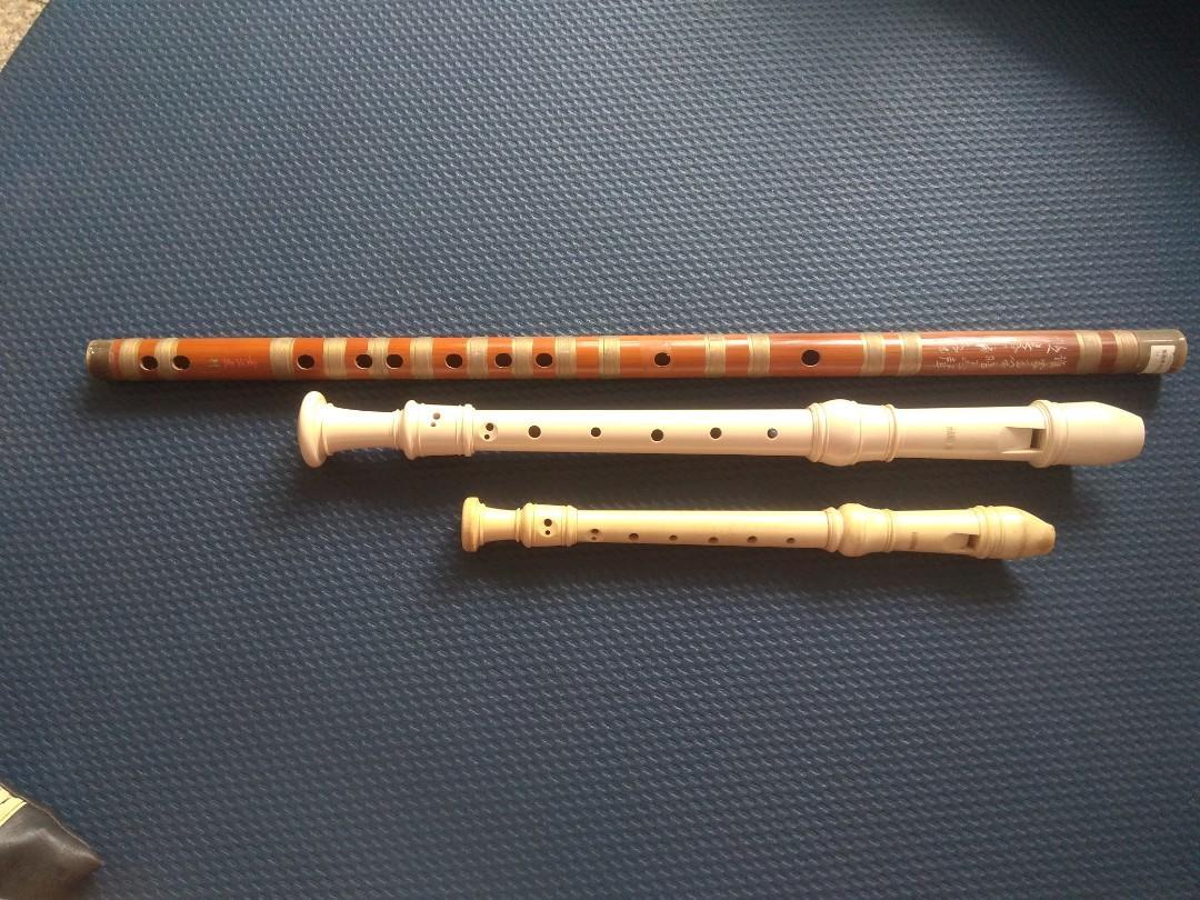 曲笛(金線笛)