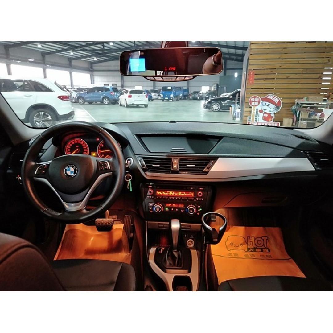 售 2015年 BMW X1 18i 總代理 可全額貸款 零頭款交車