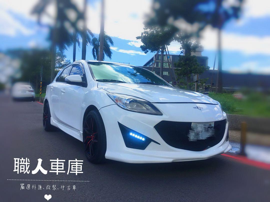 魂動馬三 頂級2.5 Mazda3 年輕人首選