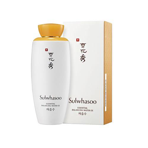 ❄️正貨  雪花秀 滋陰水 Sulwhasoo Essential Balancing Water
