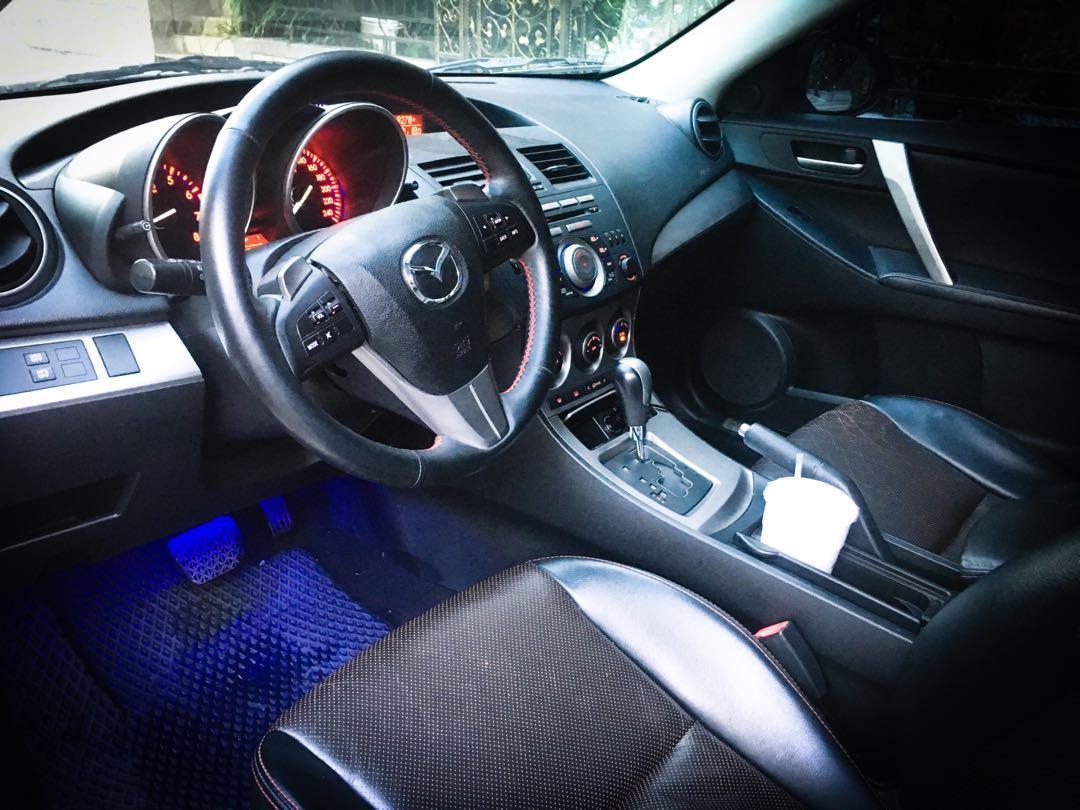 年輕人最愛魂動馬三頂級版 Mazda3