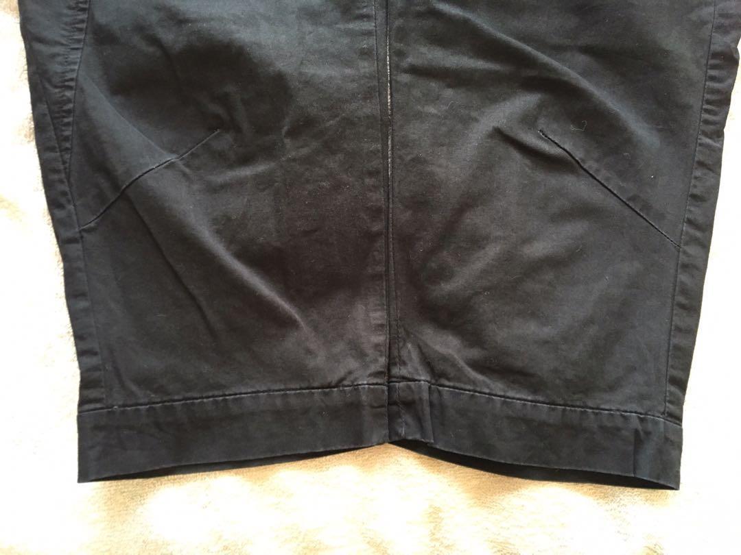 a la sha Qummi 黑色長褲 S號