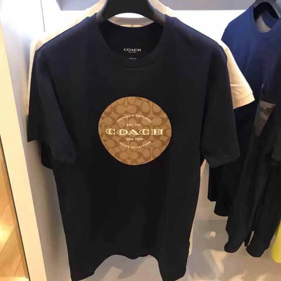 Authentic coach T shirt