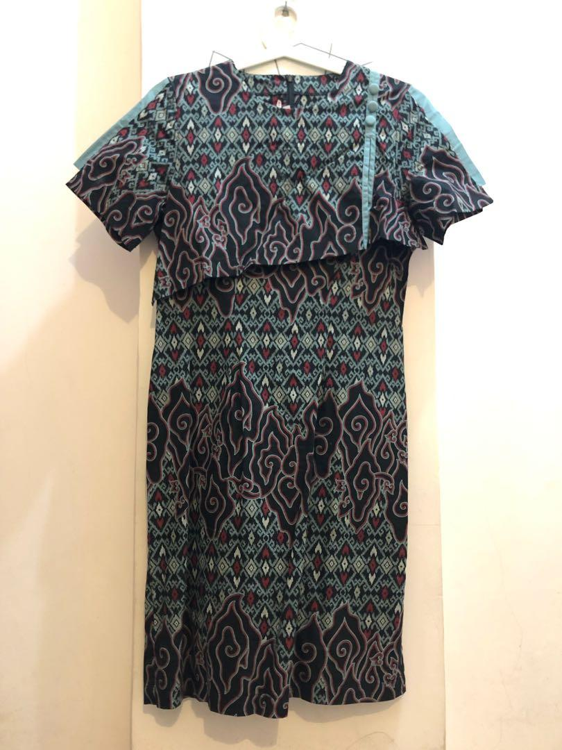 Batik Dress (BATIK KERIS)