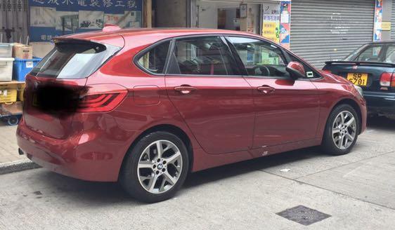 BMW 118I (F20)