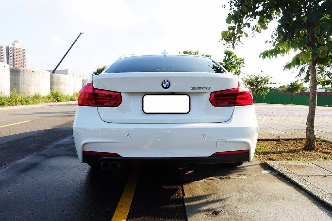 BMW 320i M Sport package 嚴選車輛