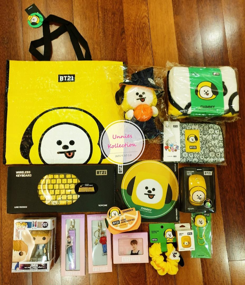 🥳BT21 CHIMMY 1 DAY FLASH SALES🥳