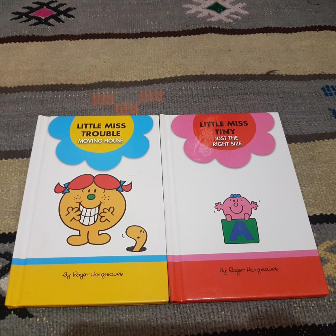 Buku anak import second