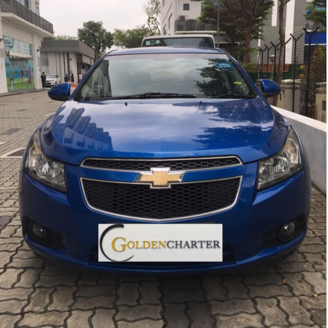 Chevrolet Cruze For PHV or Personal ! Enquire now !