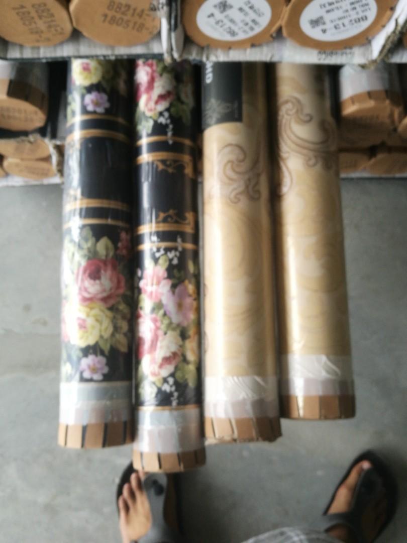 Clearace store, promosien wallpaper harga murah,, rm29/ rm79, harga  normal rm 425
