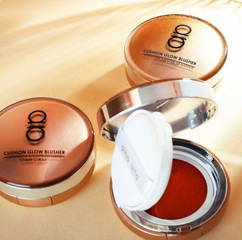Cushion Glow Blusher