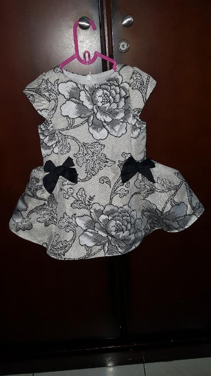 Dress Kakapo bunga