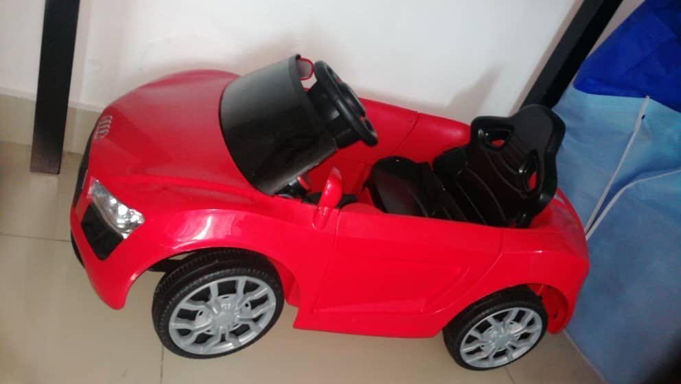 Electric Control car Kereta Mainan