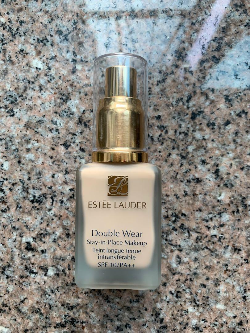 Estee Lauder Double Wear Stay-in-Place Foundation 1W2