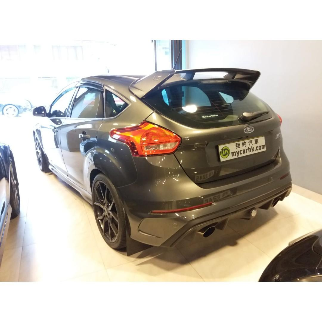 FORD FOCUS RS 2.5