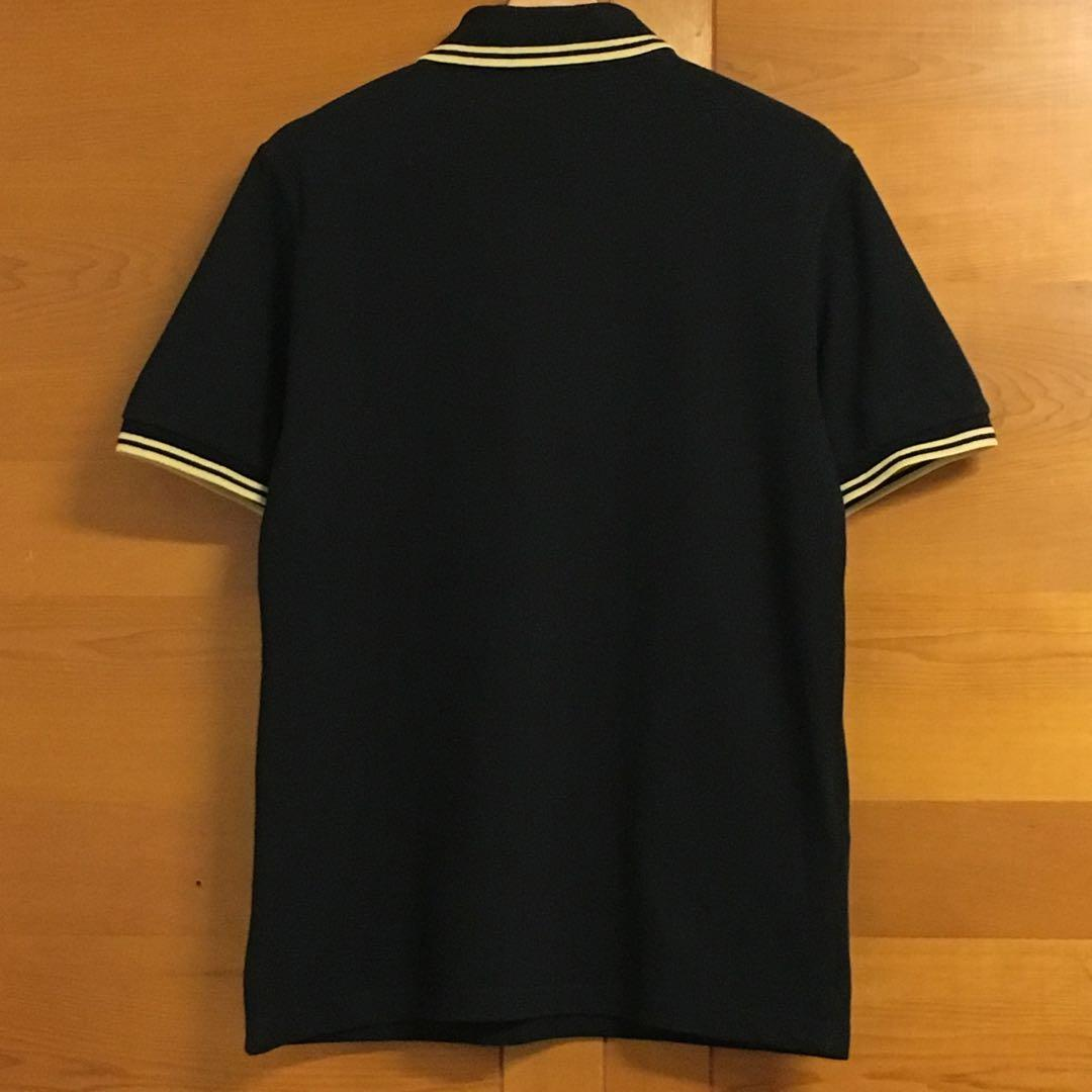 Fred Perry M12 Polo shirt (M) 英國製  Polo衫