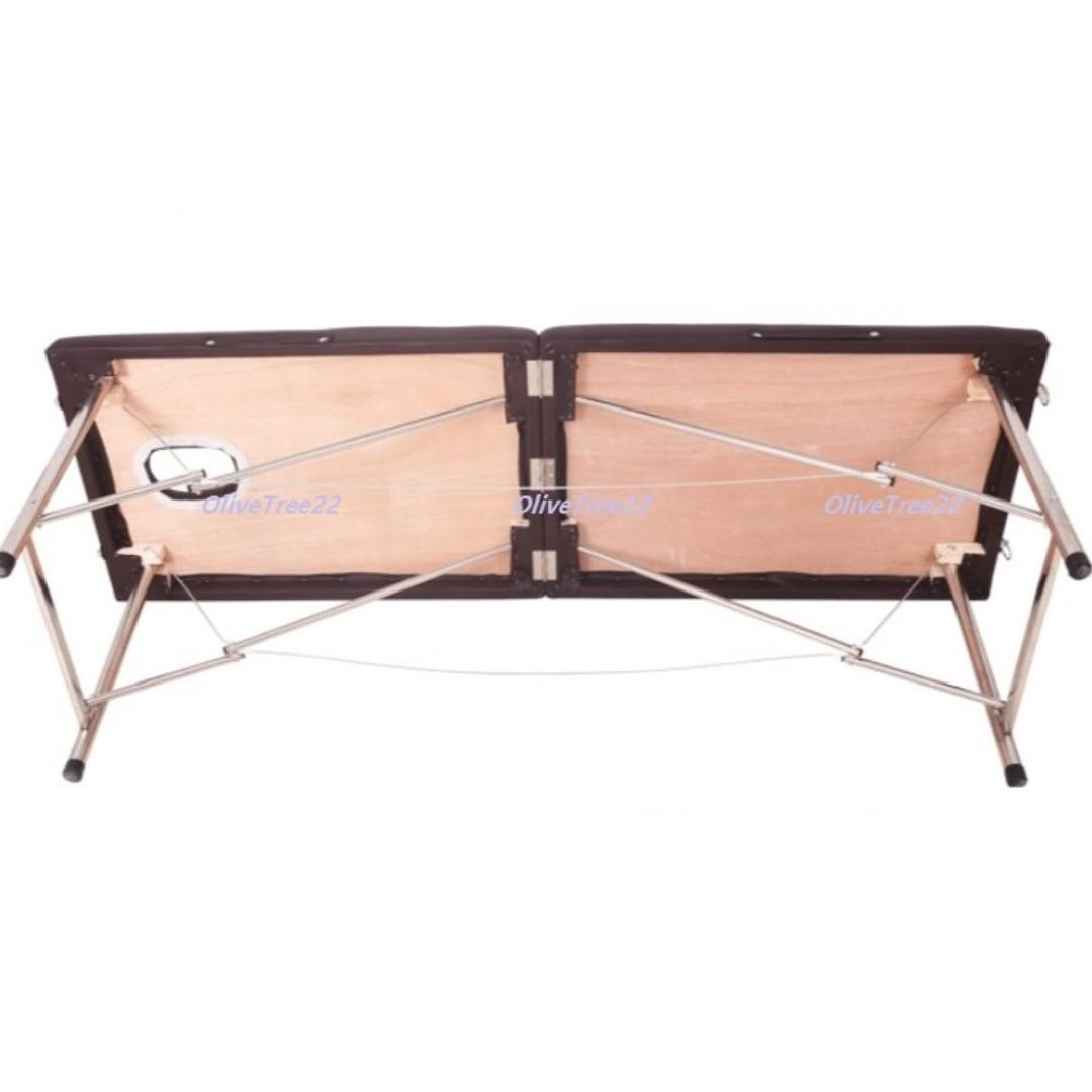Free Delivery - Massage Bed with Adjustable Height