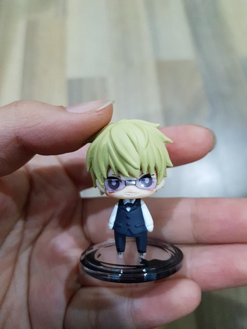 [GENUINE] Shizuo From Durarara One Coin Mini Figurine