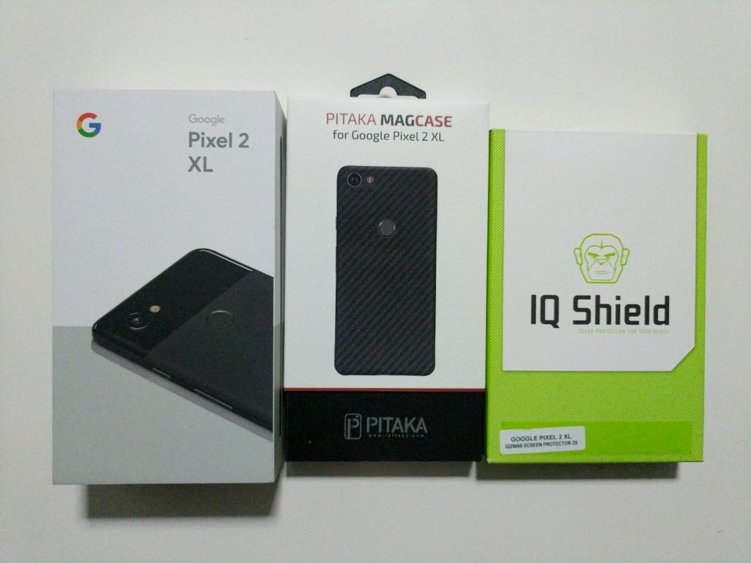 Google Pixel 2 XL 128 Gb (Black)