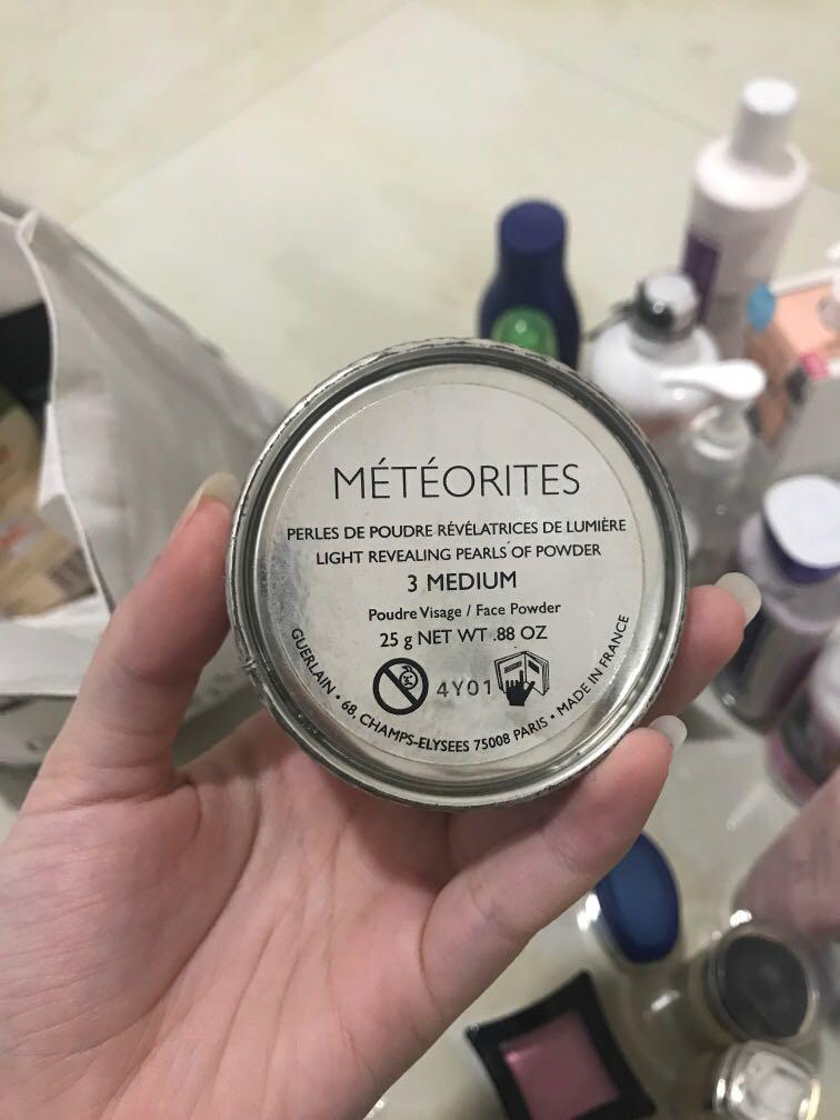 Guerlain meteorites light revealing pearls powder - medium