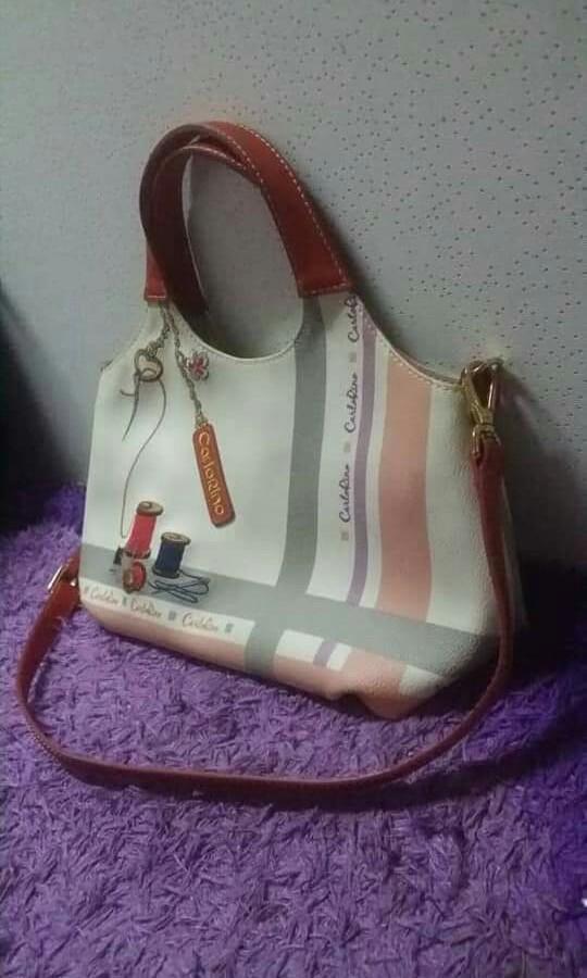 Handbag carlorino