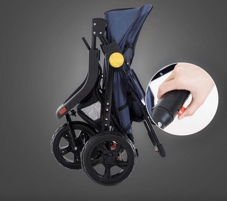 Bello 三輪竉物手推車
