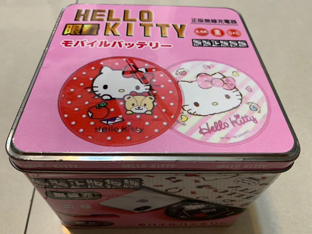 三麗鷗Hello kitty 無線充電盤 無線充電器