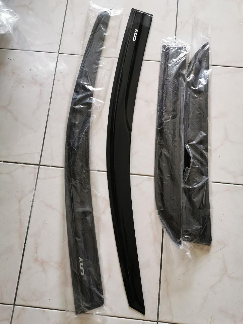Honda City Mugen Door Visor