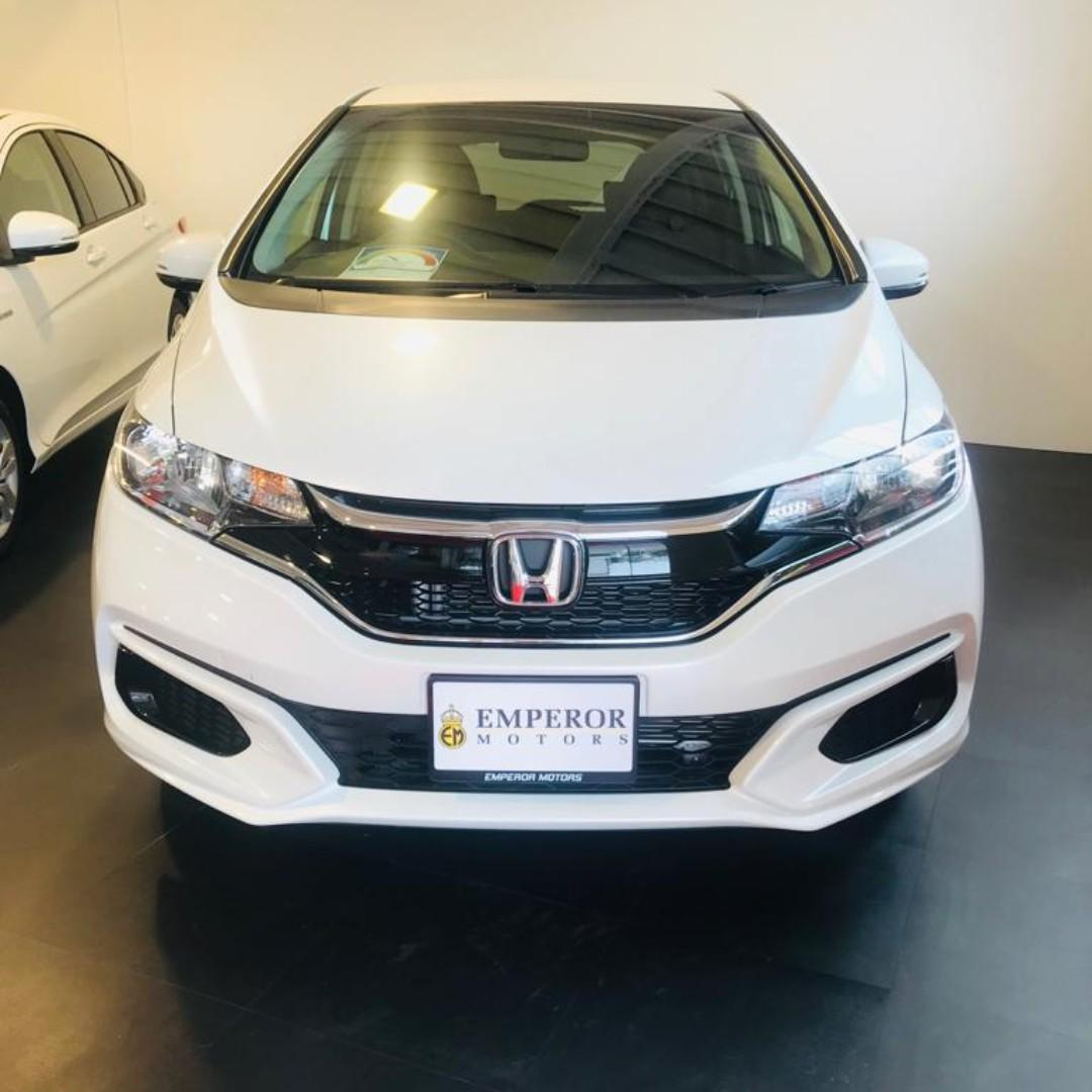 HONDA FIT 1.3 G F-PACKAGE