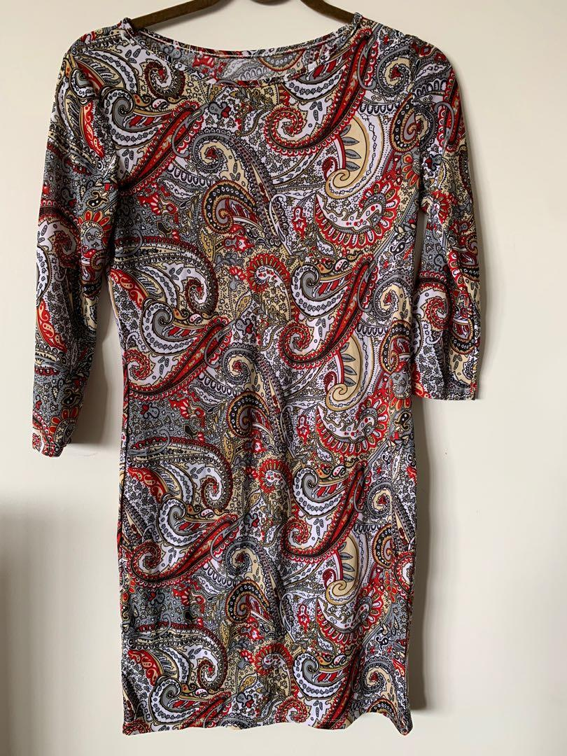 Lightweight dress in small