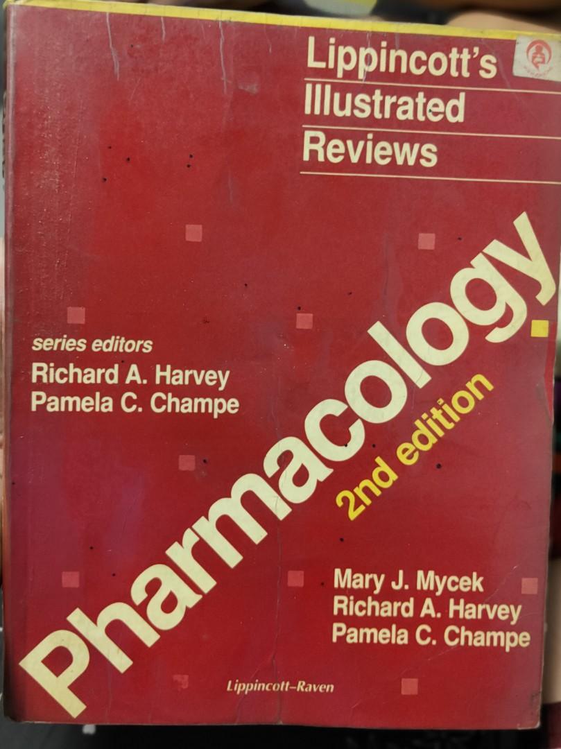 Lippincott's Illustrated Reviews Pharmacology 2nd Ed. by Mycek, Harvey & Champe