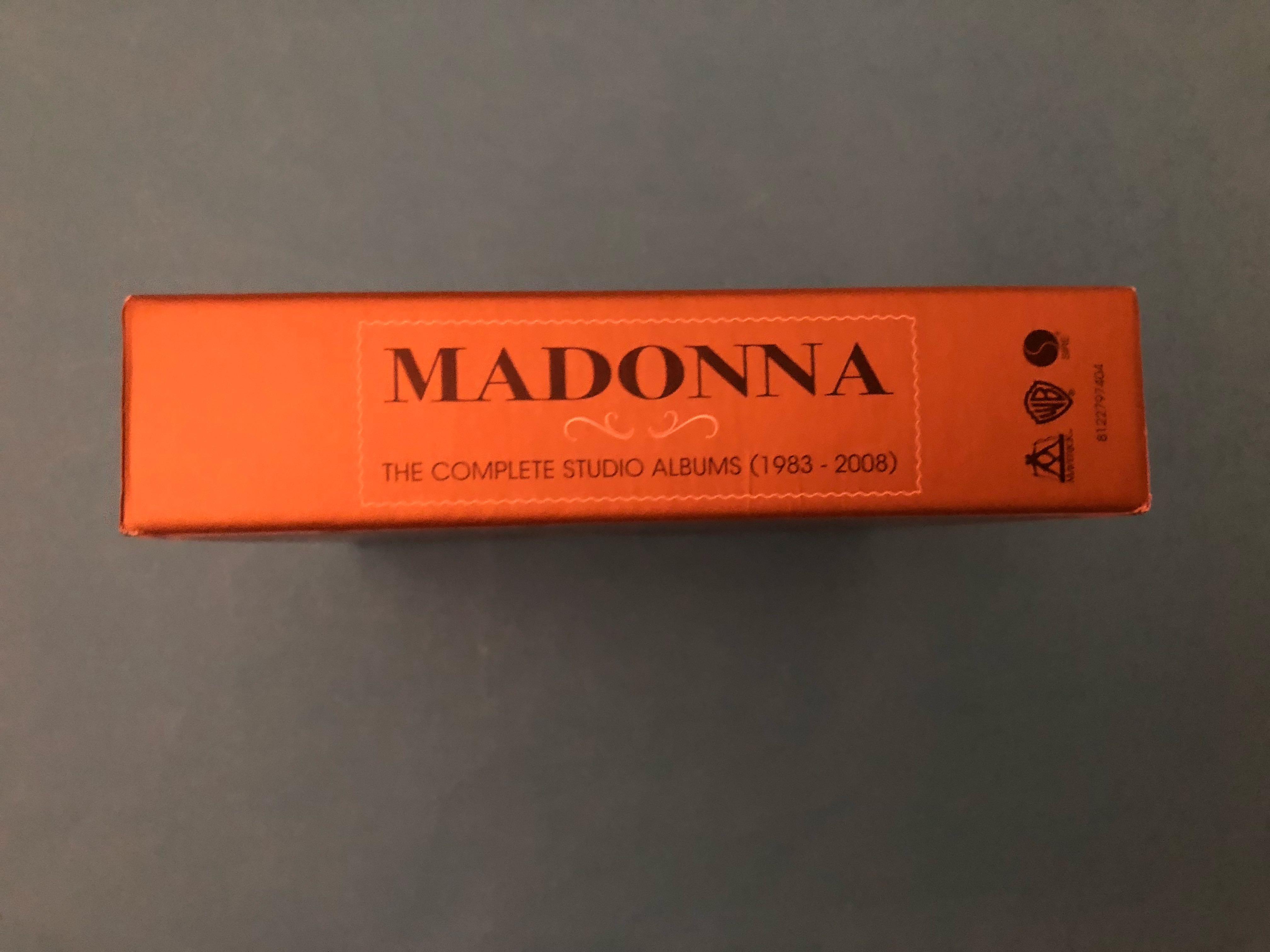 🈹️Madonna 11張大碟CDs Boxset Collection 全套