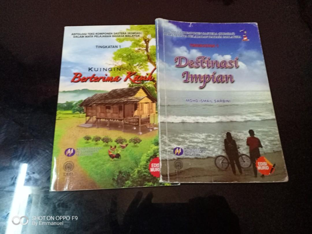 Malay poem and story book