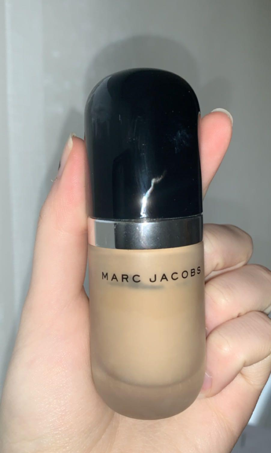 MARC JACOBS re(marc)able full cover foundation concentrate 27 BISQUE NEUTRAL