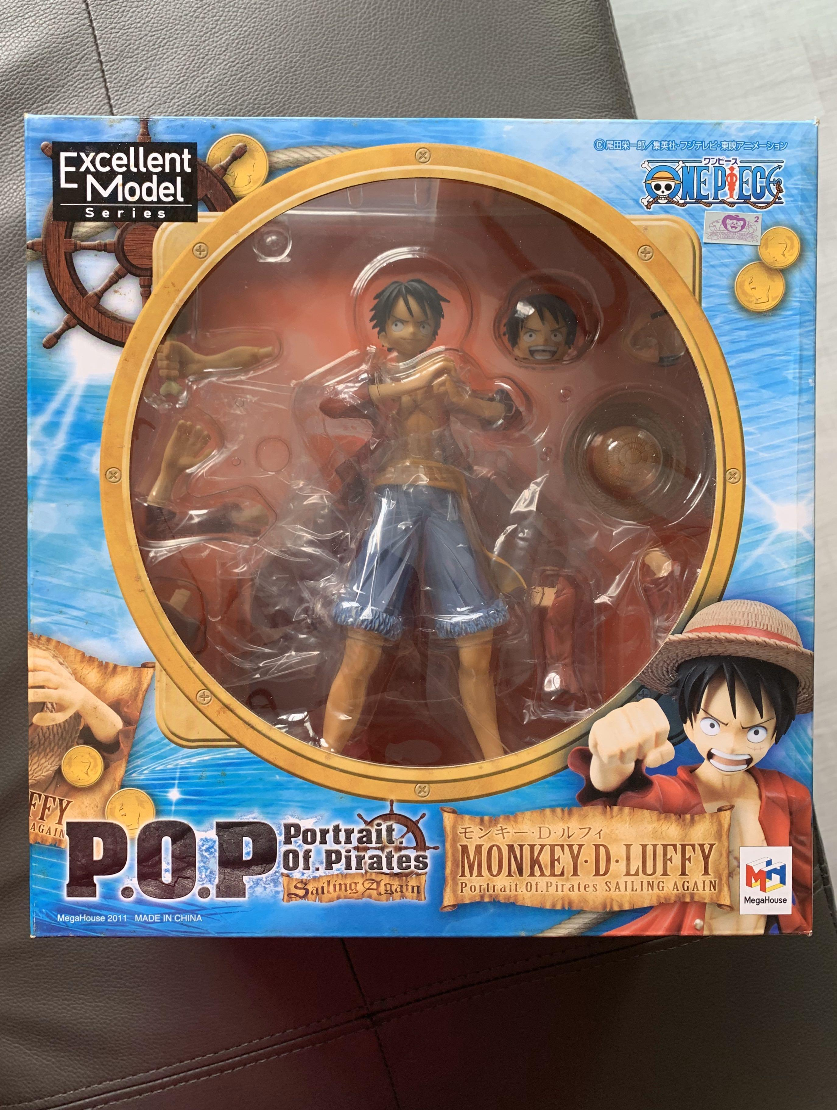 Megahouse POP One Piece Sailing Again NEW WORLD NAMI  AUTHENTIC US SELLER