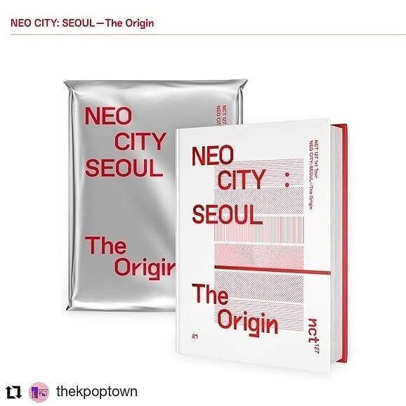 NCT 127 1ST TOUR [NEO CITY : SEOUL - THE ORIGIN] Concert