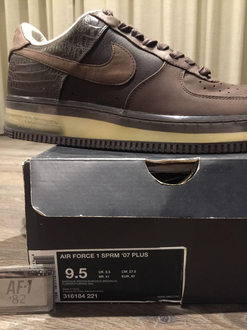 Nike Air Force 1 us9.5