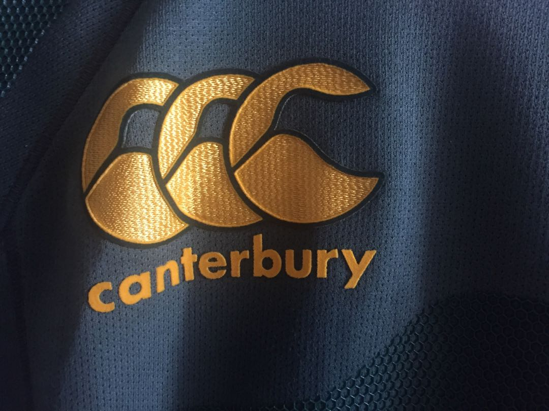 Original Canterbury South Africa  Rugby Jersey