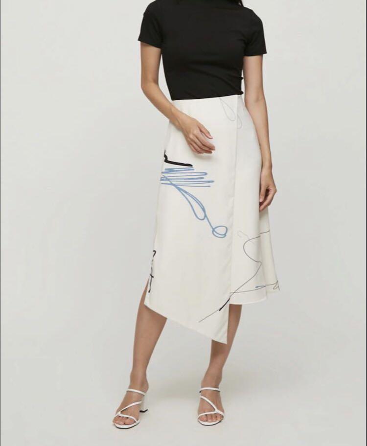 OSN Trail Overlap Skirt XS