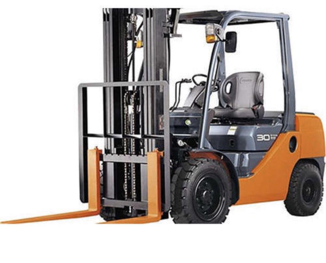 Part Time Forklift Driver