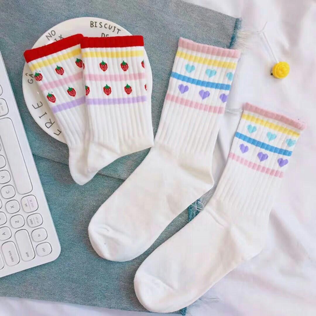 PO korean ulzzang cute socks